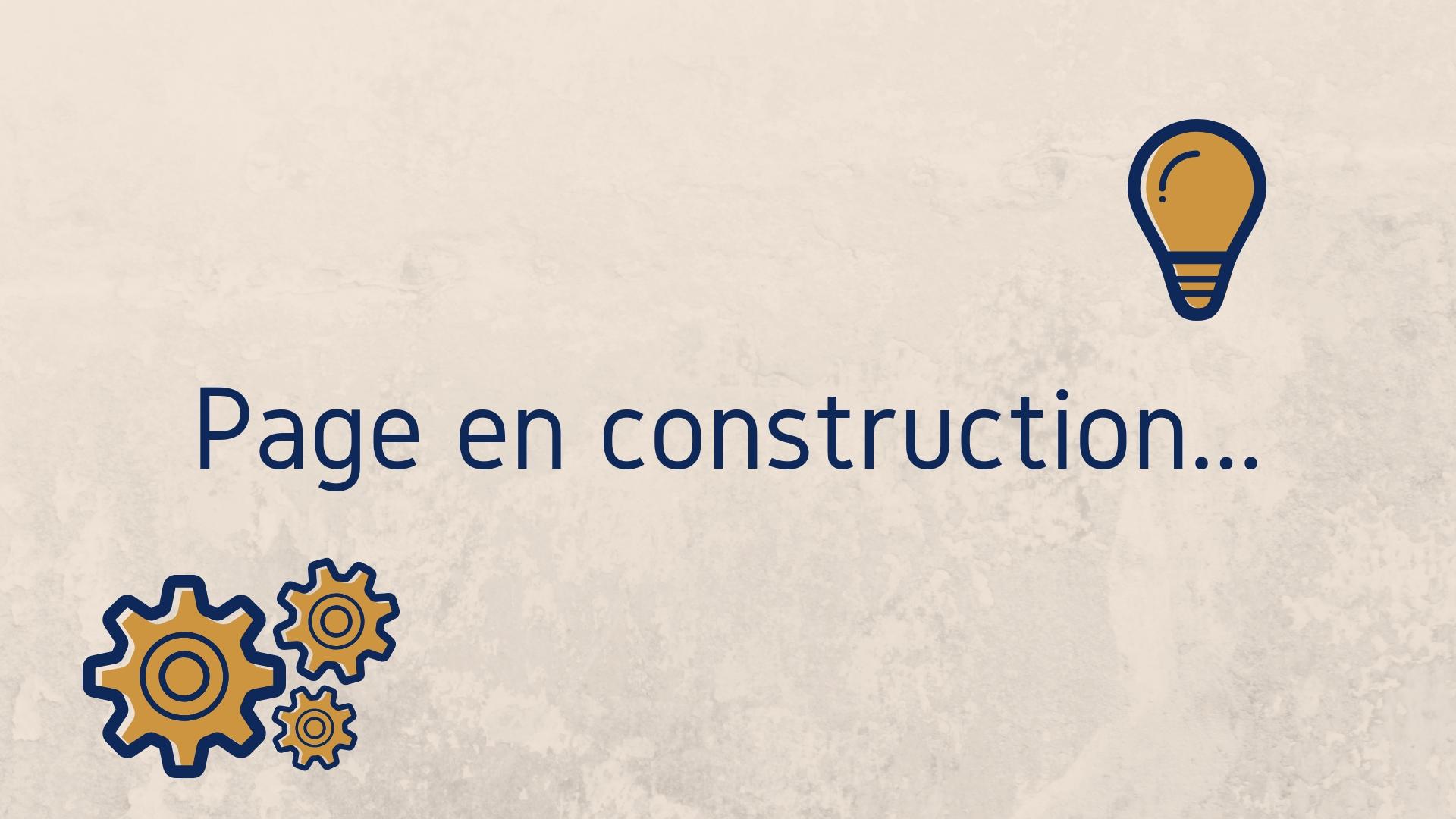 page-en-construction...
